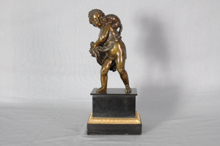 Bronze Sculpture, France, c.1860