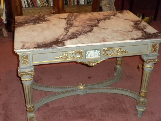 Center Table, France, c.1860