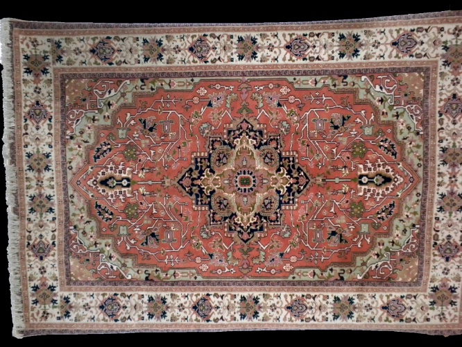Oriental Carpet, India, Contemporary