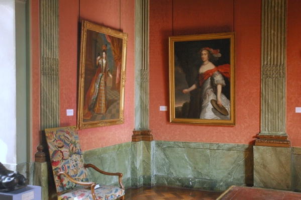 The Carnavalet museum