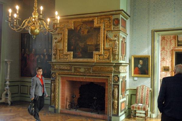 The Carnavalet museum