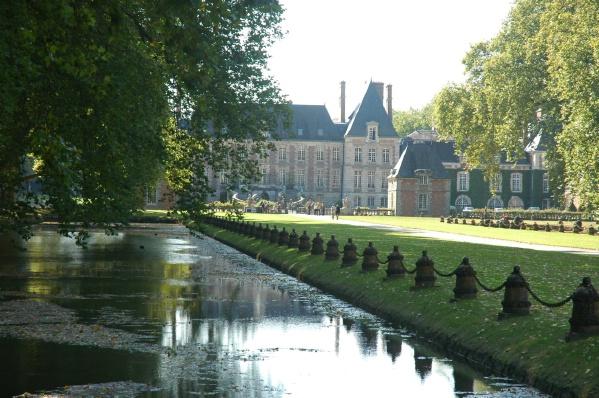 Château de Courrance
