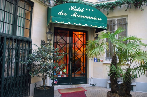 The Hotel des Marroniers