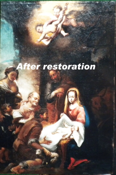 Finders fayre newsletter available for examining restoring and preserving objects of art doing it yourself will just about always damage the appearance and value of your art solutioingenieria Image collections