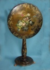 Papier Mache Tilt Top Table, England, c.1820
